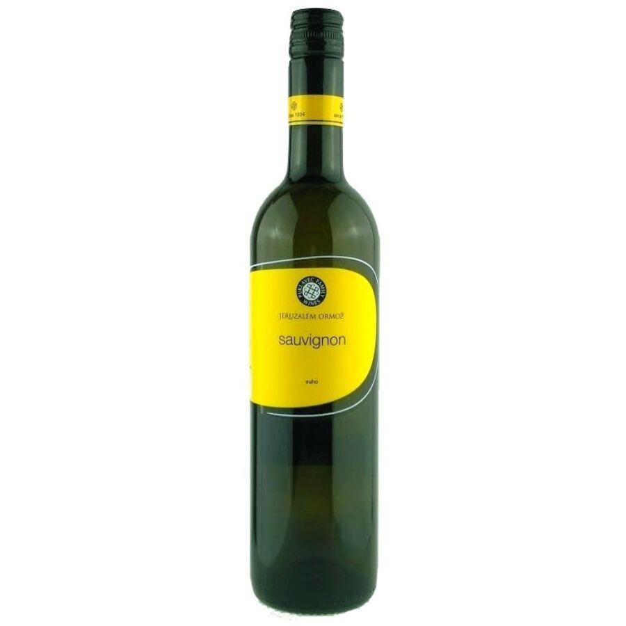 Jeruzalem Ormoz Sauvignon Blanc 2018 (0,75l)