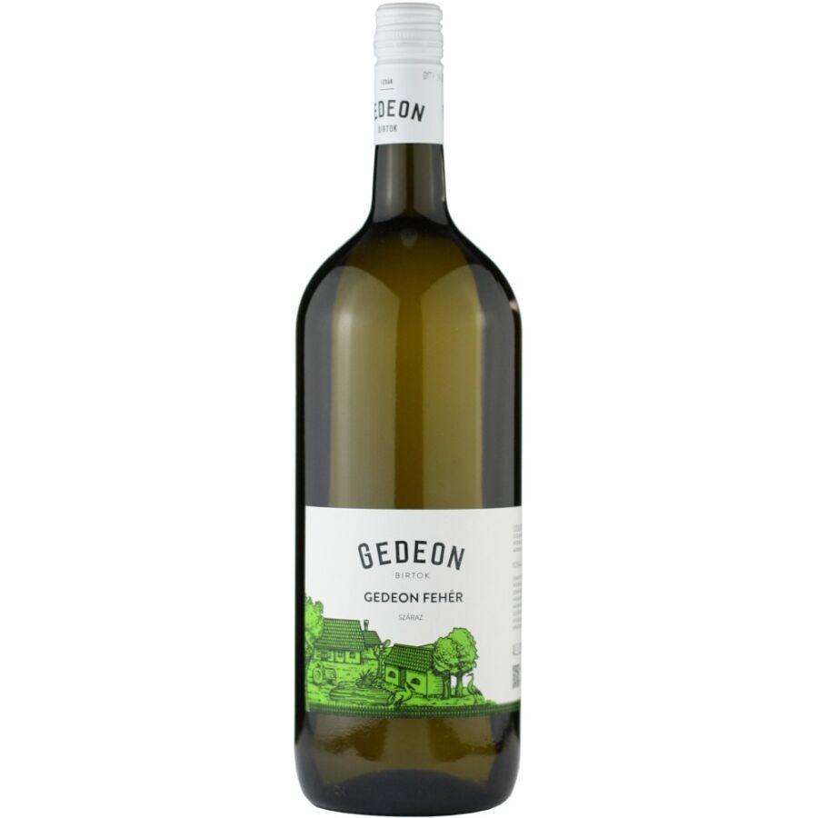 Gedeon Fehér Cuvée (száraz) (1,5l) (1,5l)