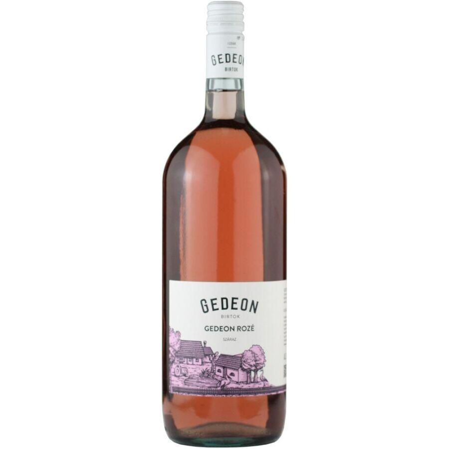 Gedeon Rosé Cuvée (száraz) (1,5l) (1,5l)