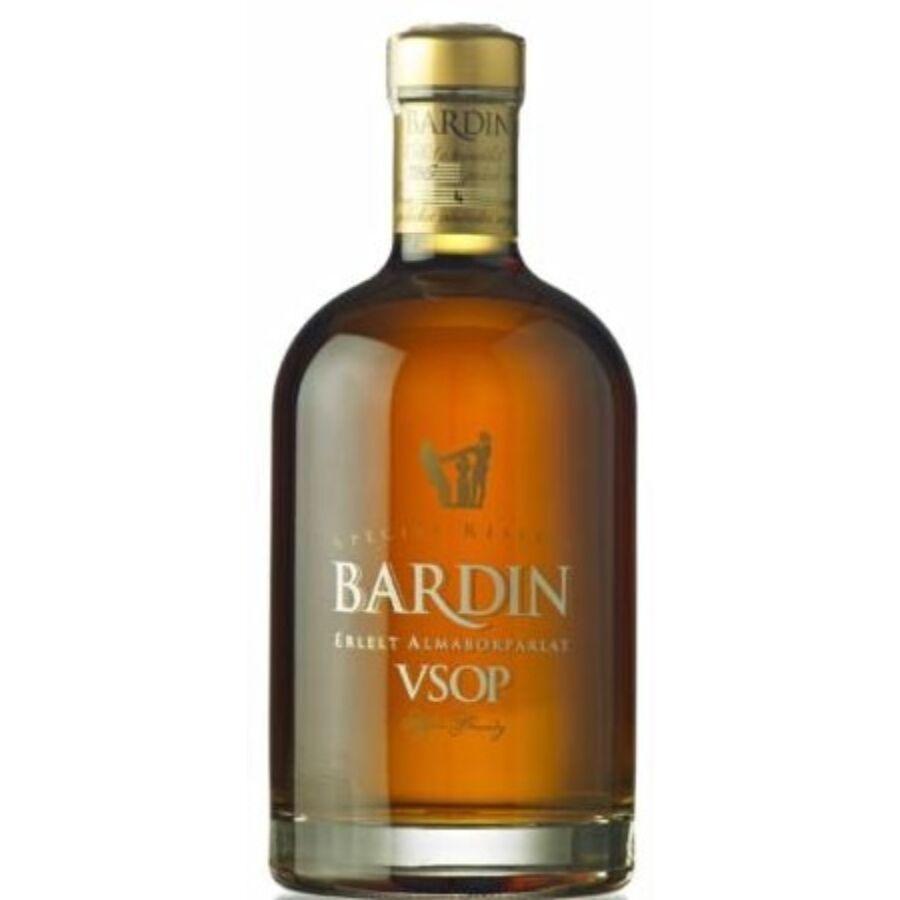 Márton és Lányai BARDIN V.S.O.P érlelt almaborpárlat (0,7l)