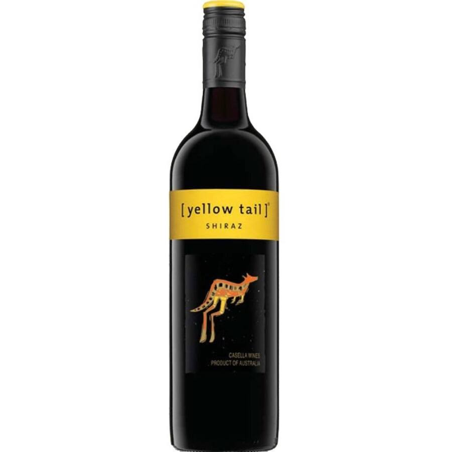 Yellow Tail Shiraz 2018 (0,75l)