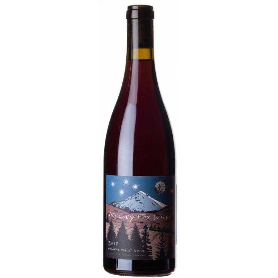 Kelley Fox Wines Mirabai Vineyard Pinot Noir (organikus) 2017 (0,75l)