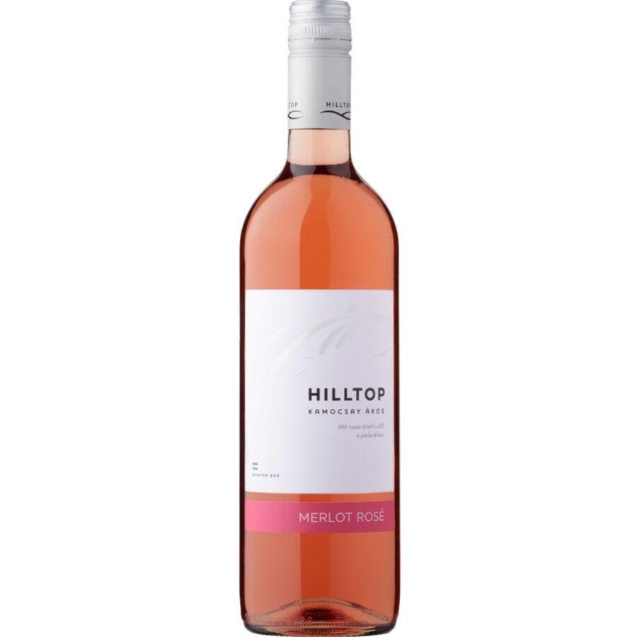Hilltop Merlot Rosé 2019 (0,75l)