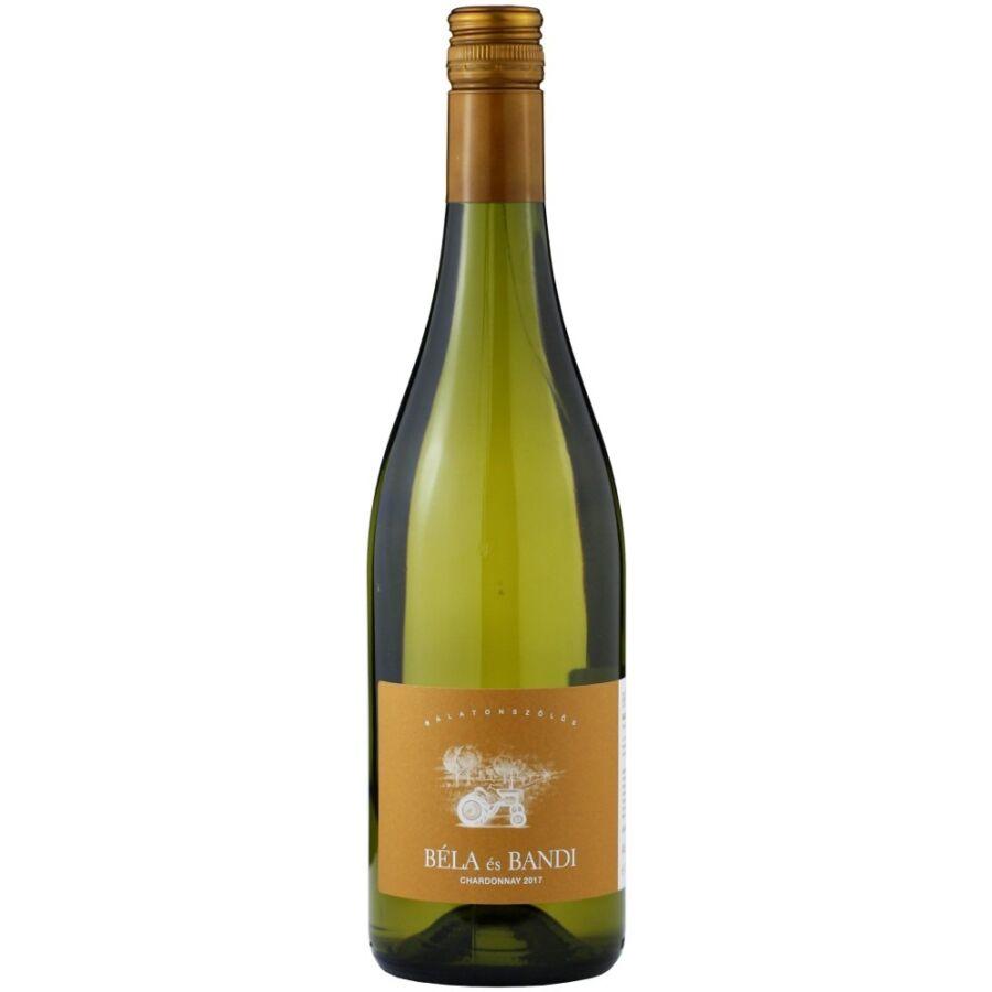 Béla és Bandi Chardonnay 2018 (0,75l)
