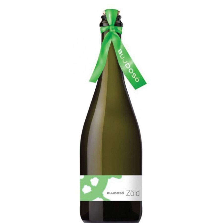 Bujdosó Zöld (fehér gyöngyözőbor) 2019 (0,75l)
