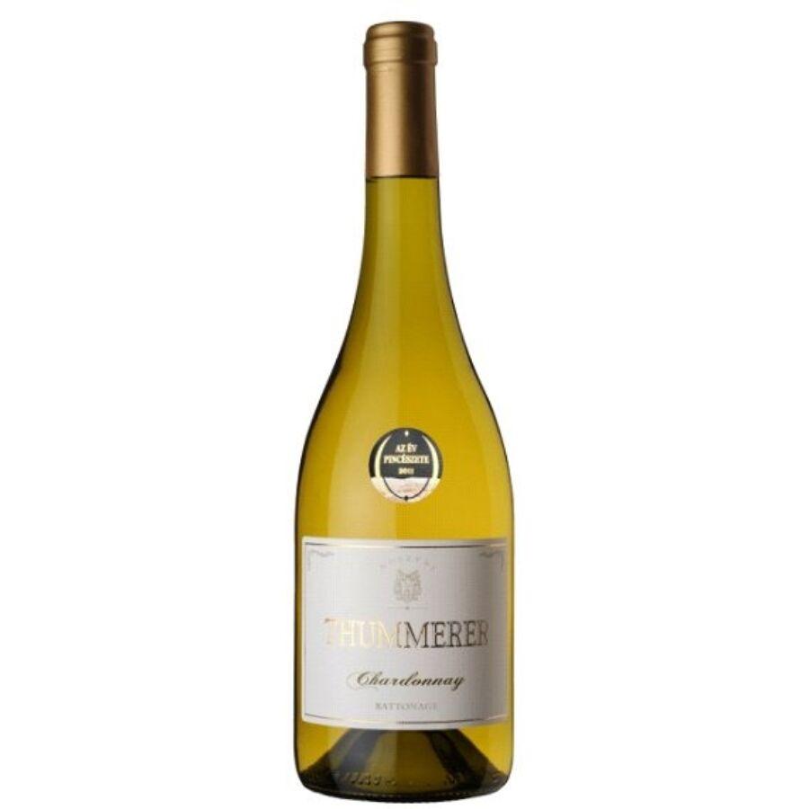 Thummerer Egri Chardonnay battonage 2018 (0,75l)