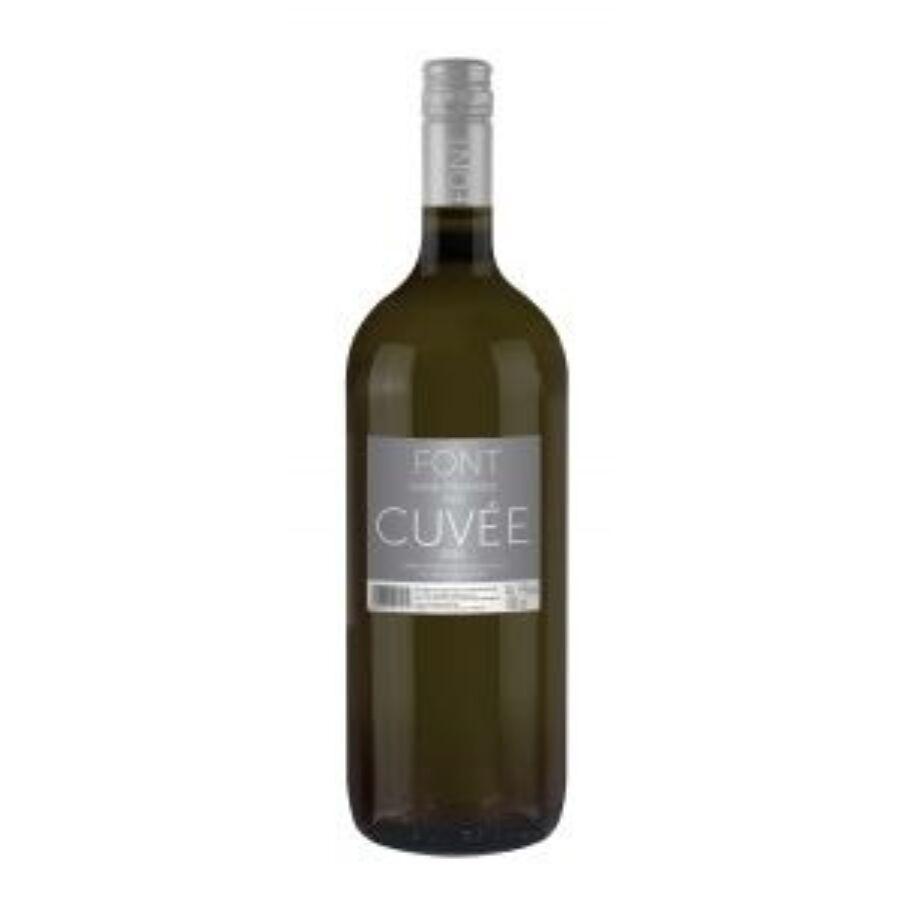 Font Pincészet Tied Cuvée (fehér) (1,5 l) 2018 (1,5l)