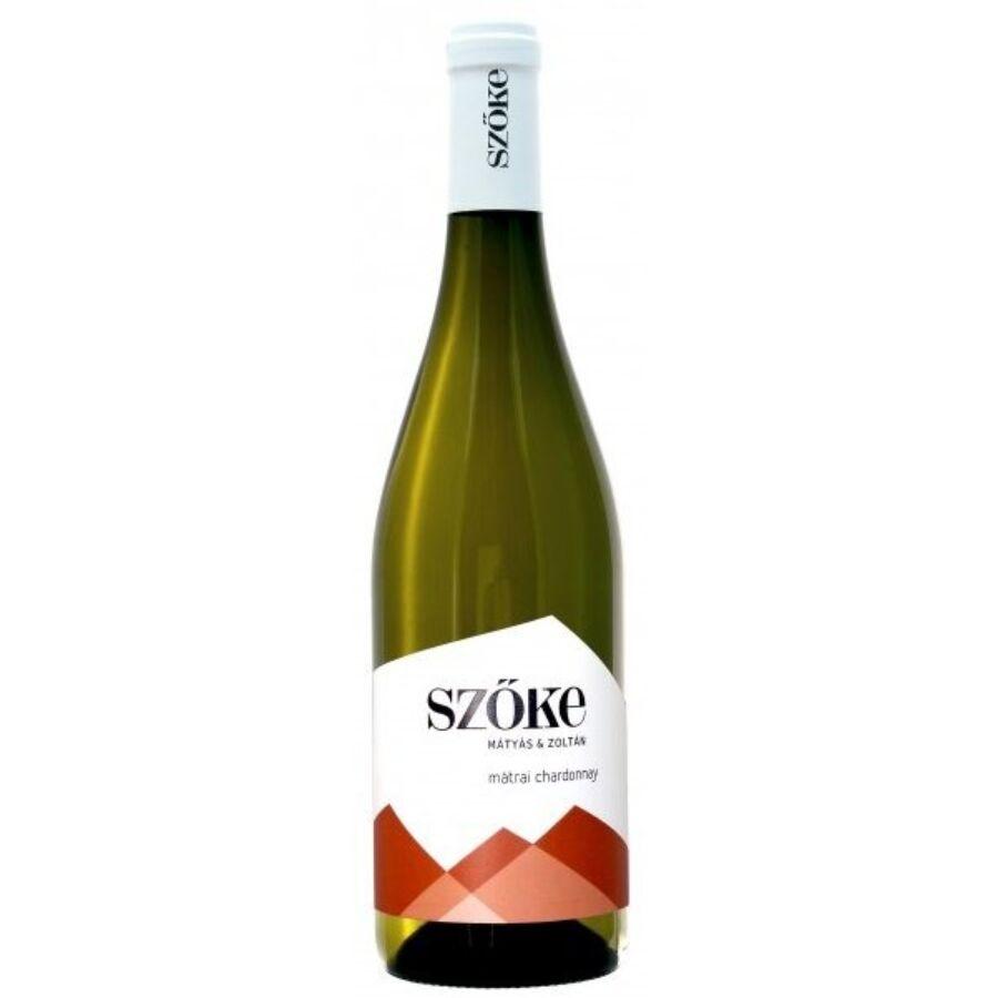 Szőke Chardonnay 2018 (0,75l)