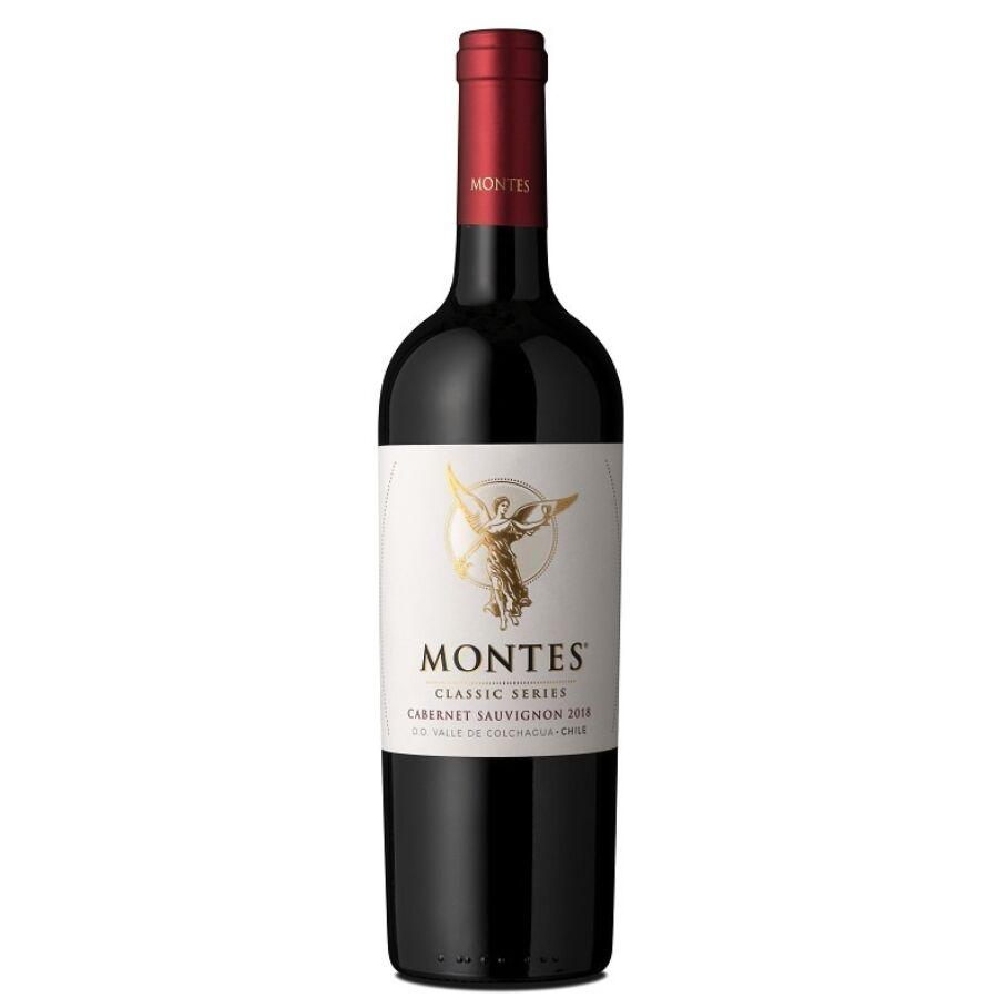 Montes Reserva Cabernet Sauvignon 2018 (0,75l)