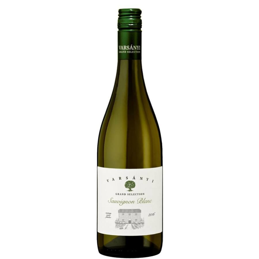 Varsányi Grand Selection Sauvignon Blanc 2017 (0,75l)