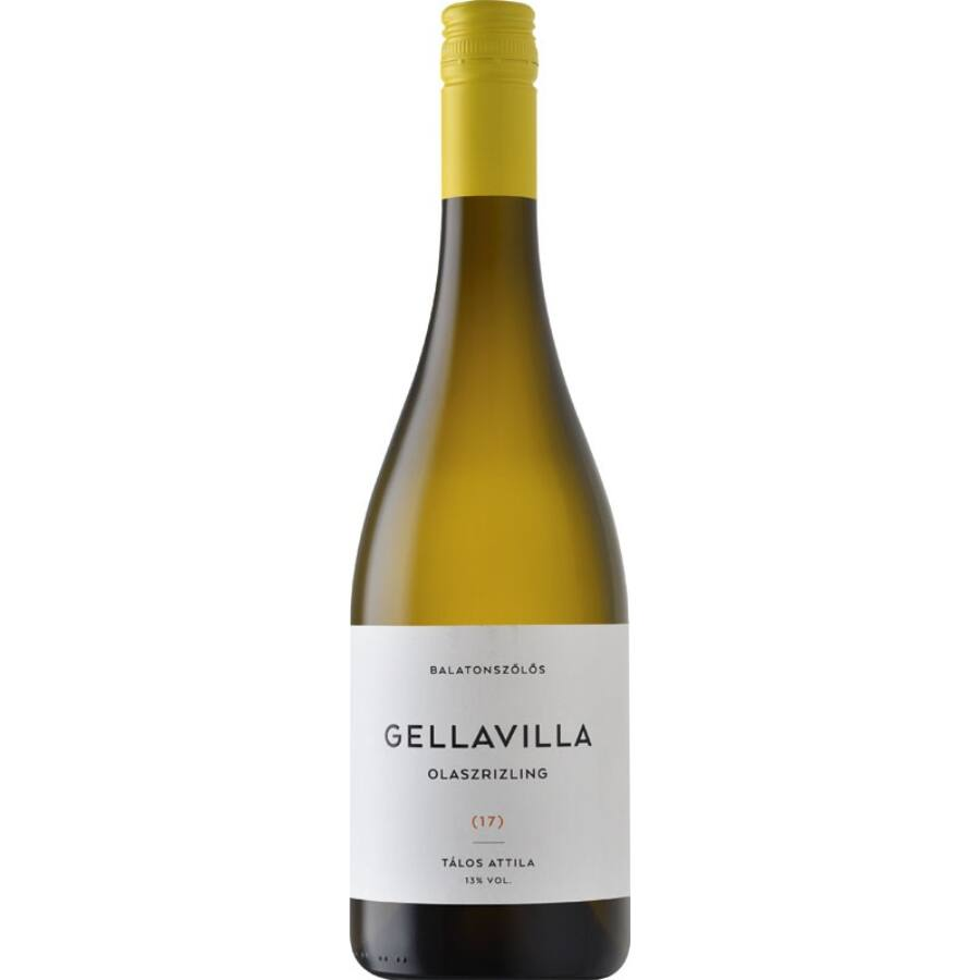 Gellavilla Olaszrizling 2019 (0,75l)