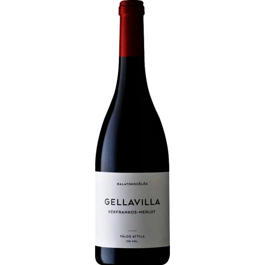 Gellavilla Kékfrankos - Merlot 2017 (0,75l)