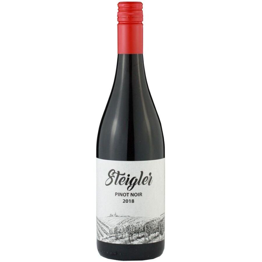 Steigler Pinot Noir 2018 (0,75l)