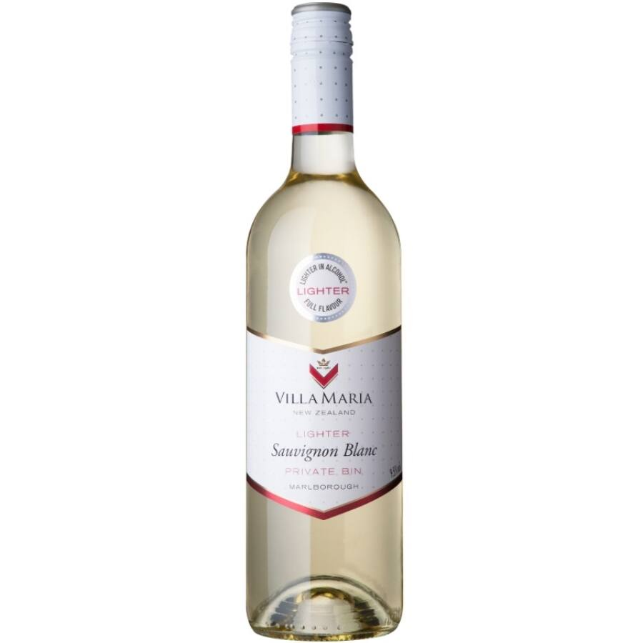Villa Maria Lighter Alc. Sauvignon Blanc 2018 (0,75l)