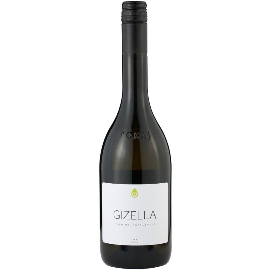 Gizella Tokaji Cuvée Furmint-Hárslevelű 2019 (0,75l)