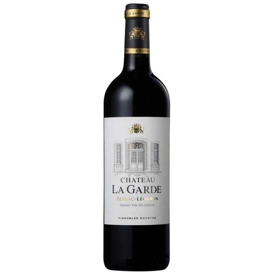 Dourthe Chateau La Garde 2014 (0,75l)