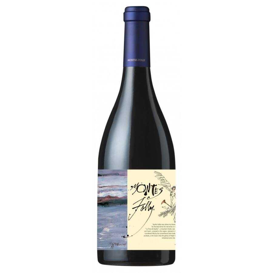 Montes Folly Syrah 2017 (0,75l)