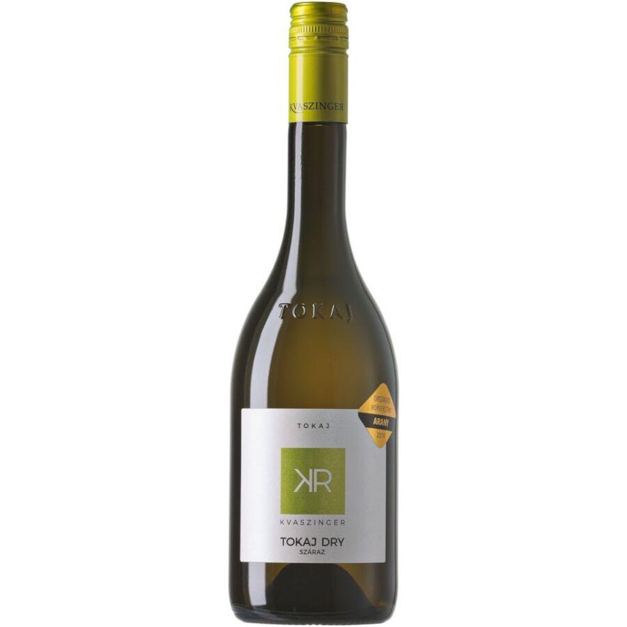 Kvaszinger Tokaj Dry 2019 (0,75l)