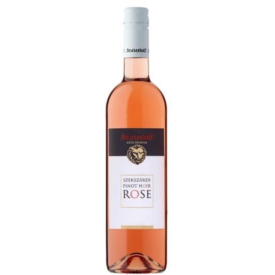 Szeleshát Pinot Noir Rosé 2019 (0,75l)