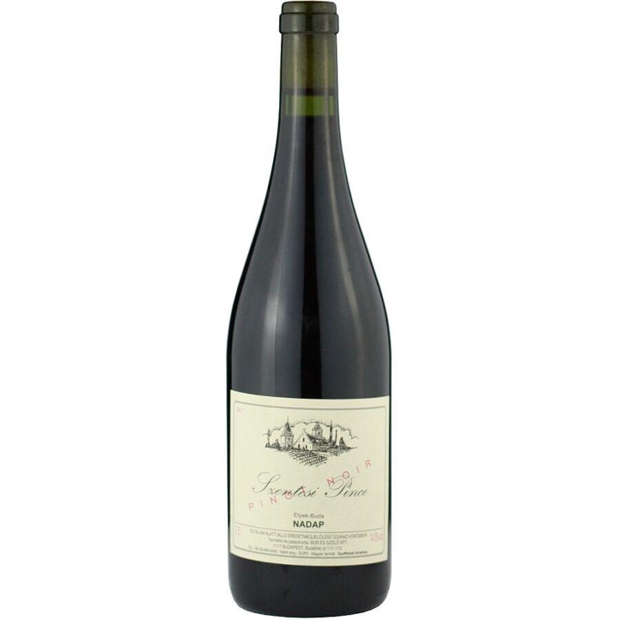 Szentesi Pinot Noir 2017 (0,75l)