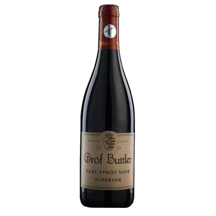 Gróf Buttler Egri Pinot Noir Superior 2015 (0,75l)