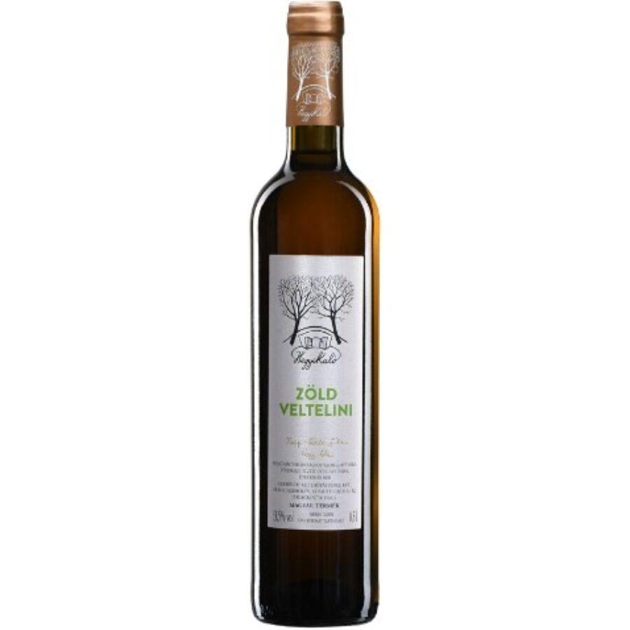 Hegyi - Kaló Zöld veltelini (aszú) 2016 (0,5l)