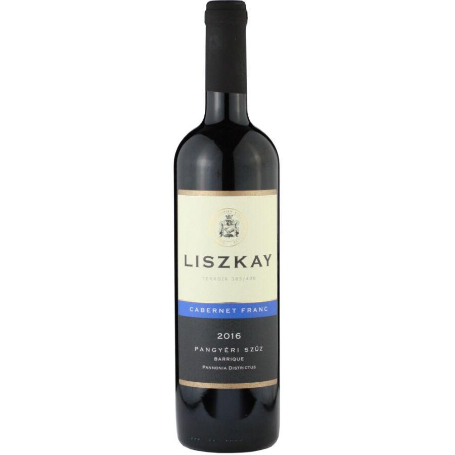 Liszkay Cabernet Franc 2016 (0,75l)
