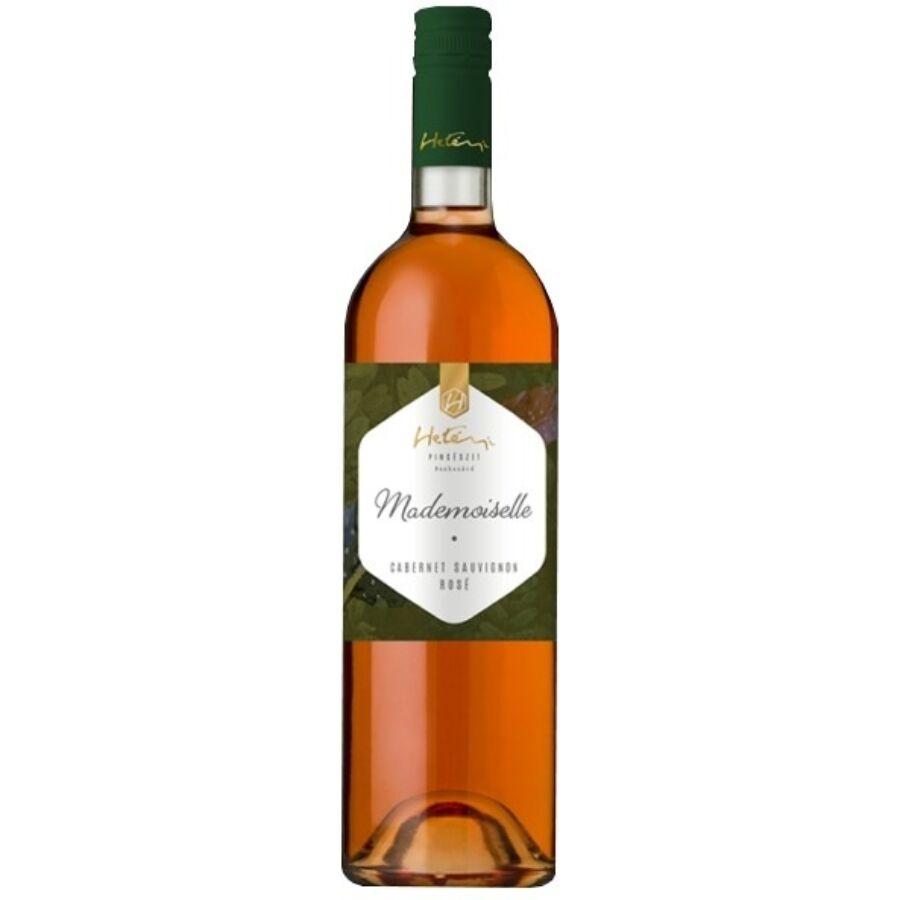 Hetényi Mademoiselle Cabernet Sauvignon Rosé 2019 (0,75l)