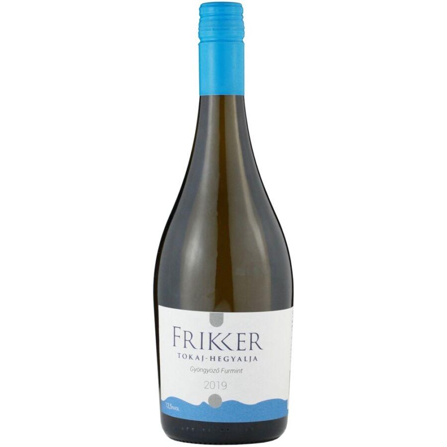 Frikker Gyöngyöző Furmint 2019 (0,75l)