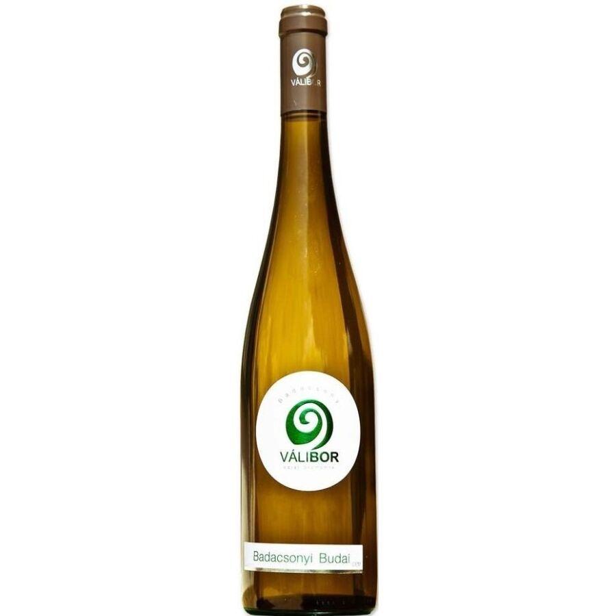 Válibor Budai Zöld 2019 (0,75l)