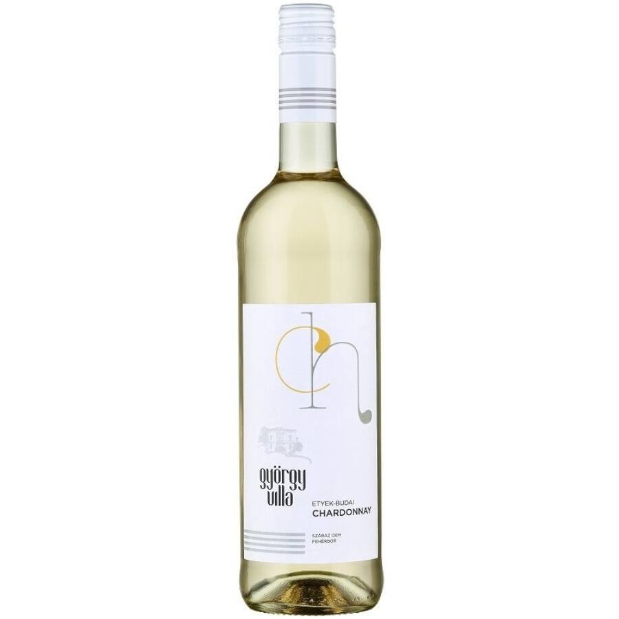 Törley György-Villa Etyek-Budai Chardonnay 2019 (0,75l)