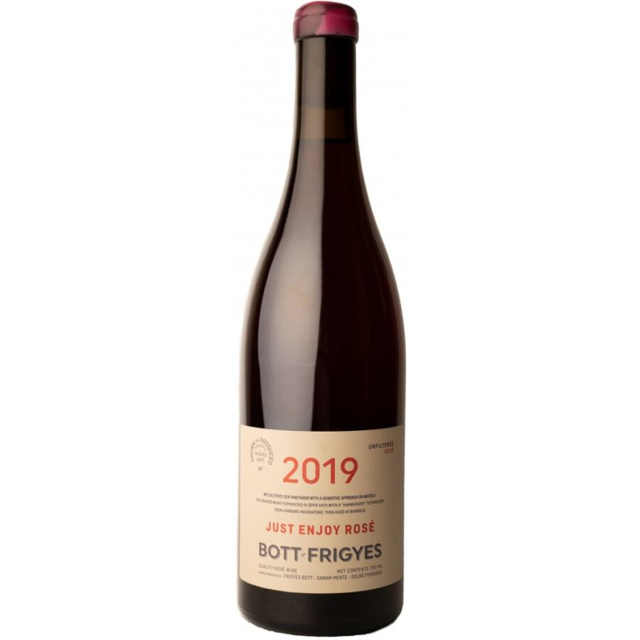 Bott Frigyes Just Enjoy Rosé 2019 (0,75l)