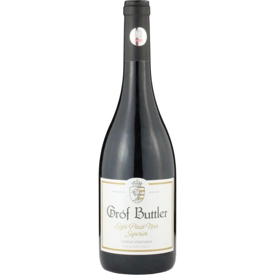 Gróf Buttler Egri Pinot Noir Superior 2016 (0,75l)