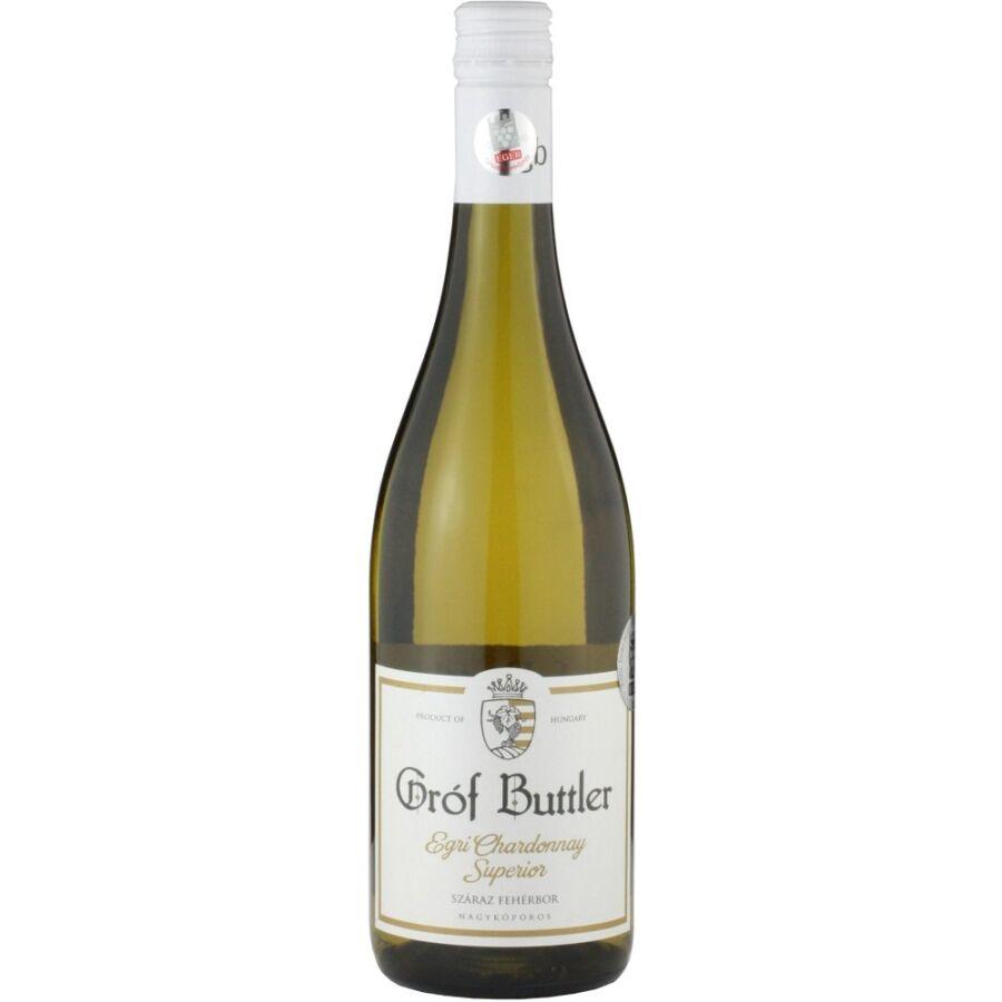 Gróf Buttler Szarkás Chardonnay Superior 2017 (0,75l)