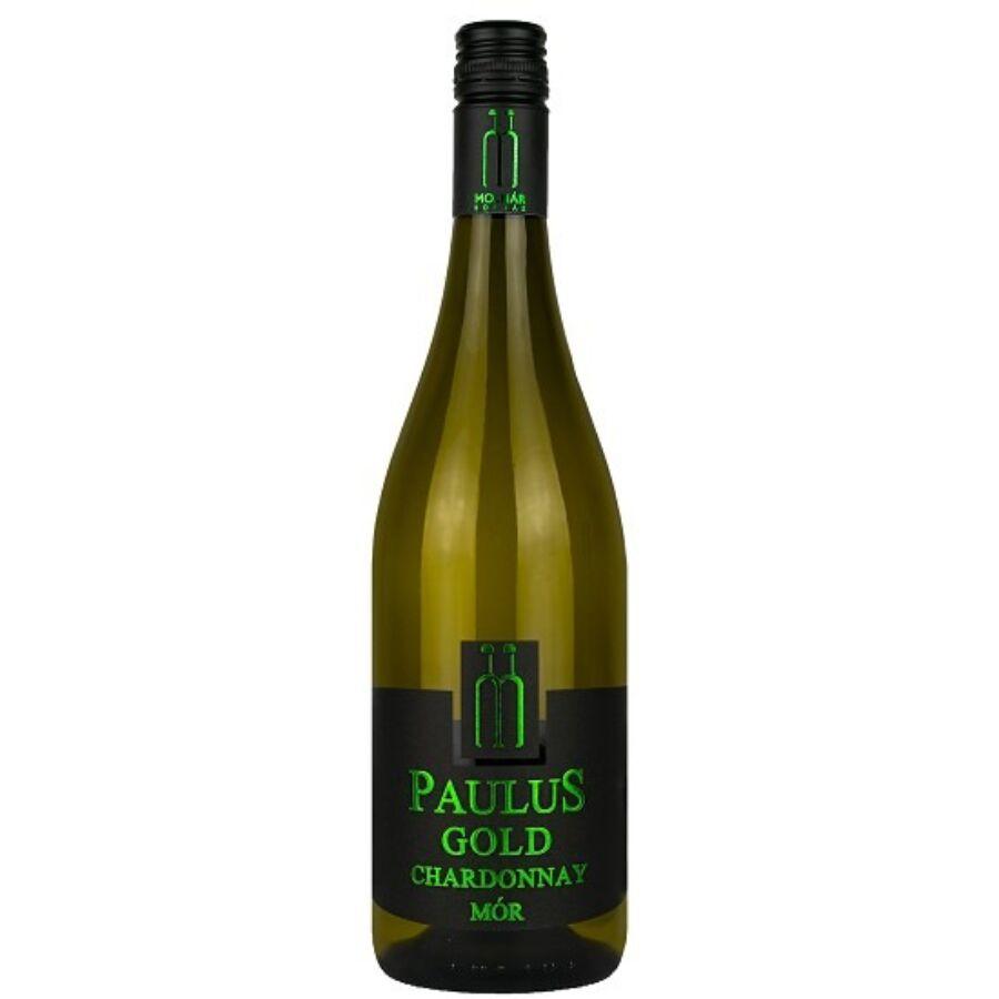 Molnár Borház Paulus Gold Chardonnay 2019 (0,75l)