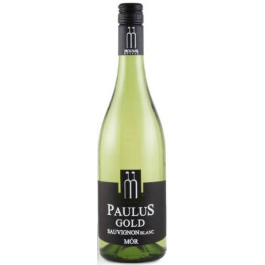 Molnár Borház Paulus Gold Sauvignon Blanc 2019 (0,75l)