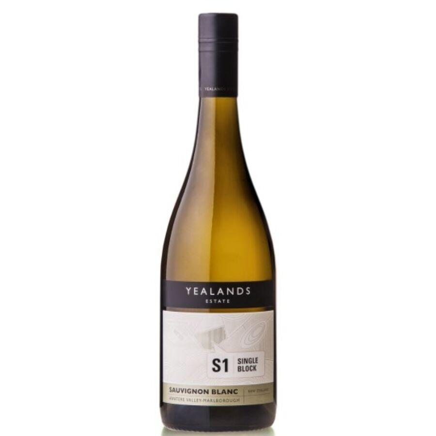 Yealands Single Block Sauvignon Blanc S1 2019 (0,75l)