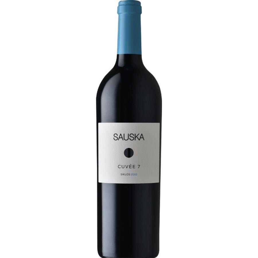 Sauska Cuvée 7 Siklós 2017 (0,75l)