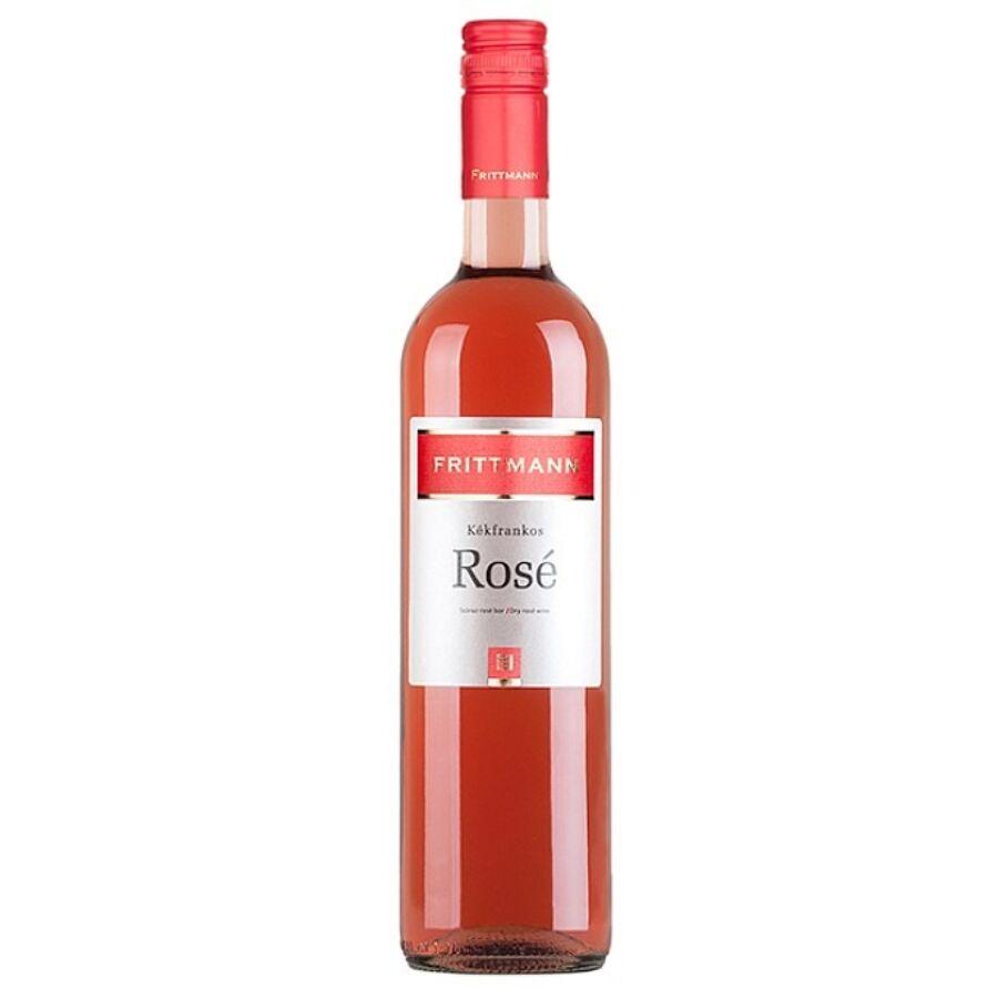 Frittmann Kékfrankos Rosé 2020 (0,75l)