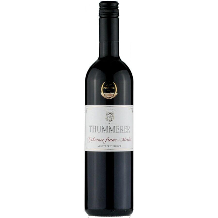 Thummerer Egri Cabernet Franc-Merlot 2017 (0,75l)