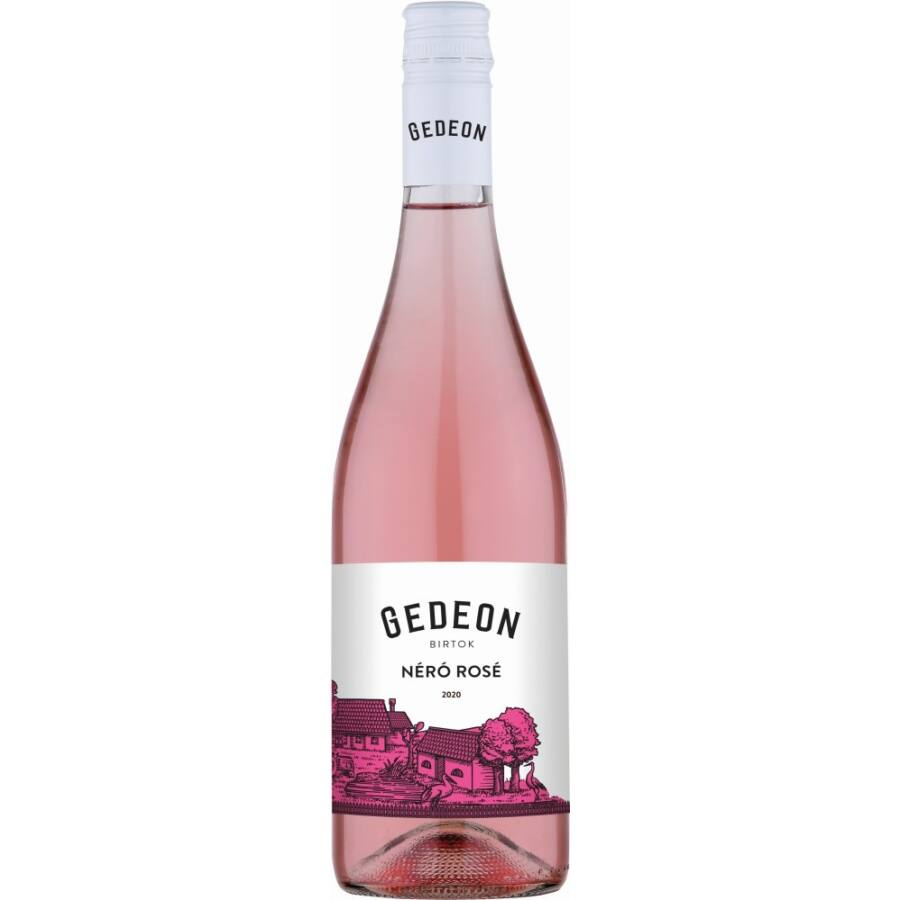 Gedeon Nero Rosé 2020 (0,75l)