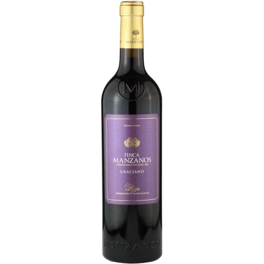 Finca Manzanos Graciano 2019 (0,75l)