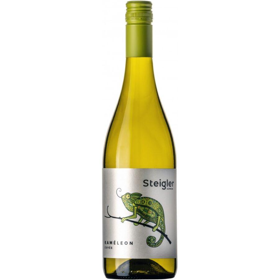 Steigler Kaméleon Cuvée fehér 2019 (0,75l)