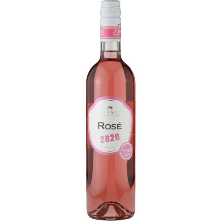 Juhász Rosé (gyöngyöző) 2020 (0,75l)