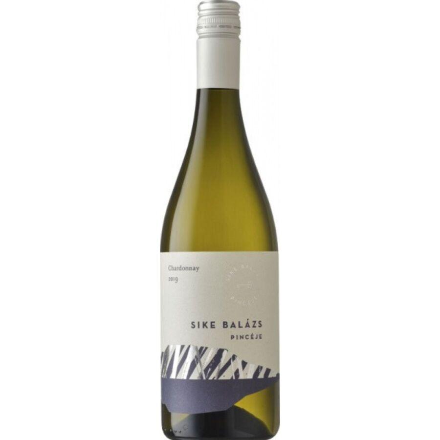 Sike Balázs Pincéje Chardonnay 2019 (0,75l)