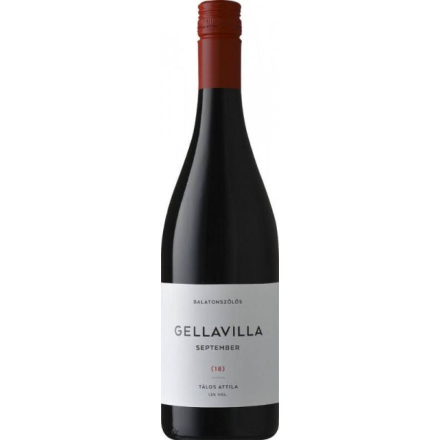 Gellavilla September 2018 (0,75l)
