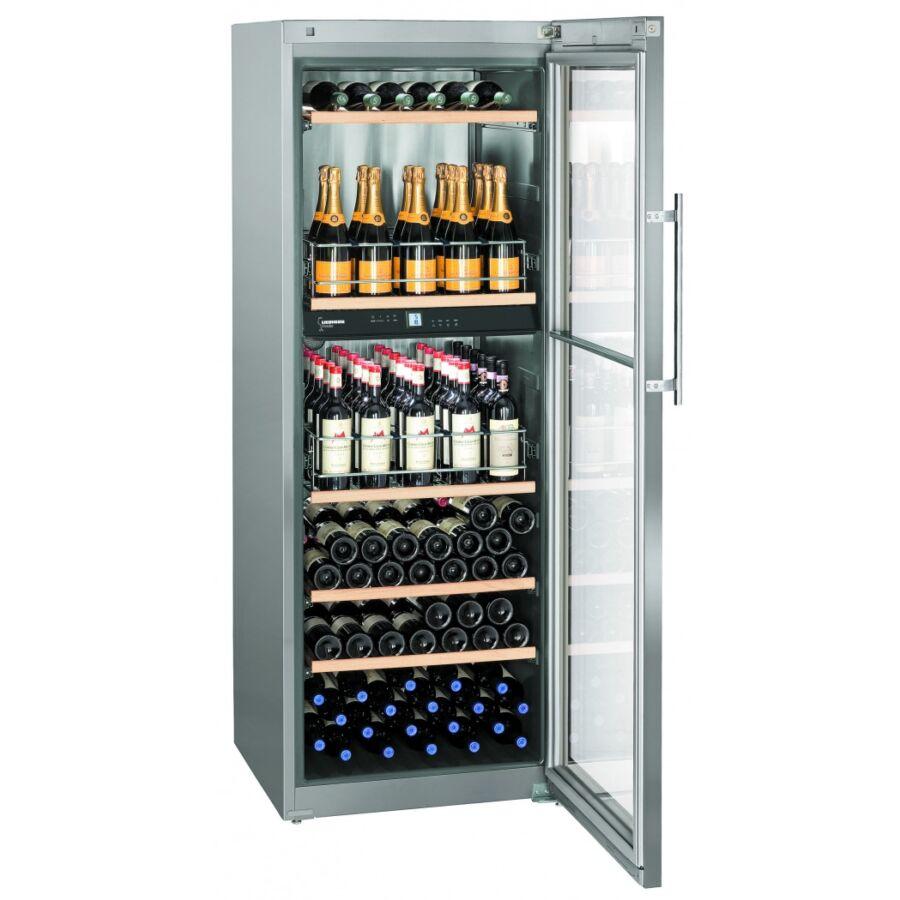 Liebherr WtPes 5972 borhűtő