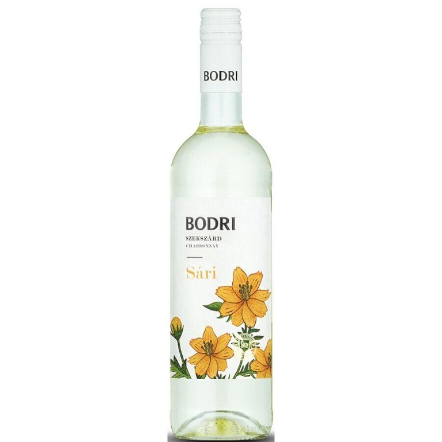 Bodri Chardonnay Sári 2020 (0,75l)