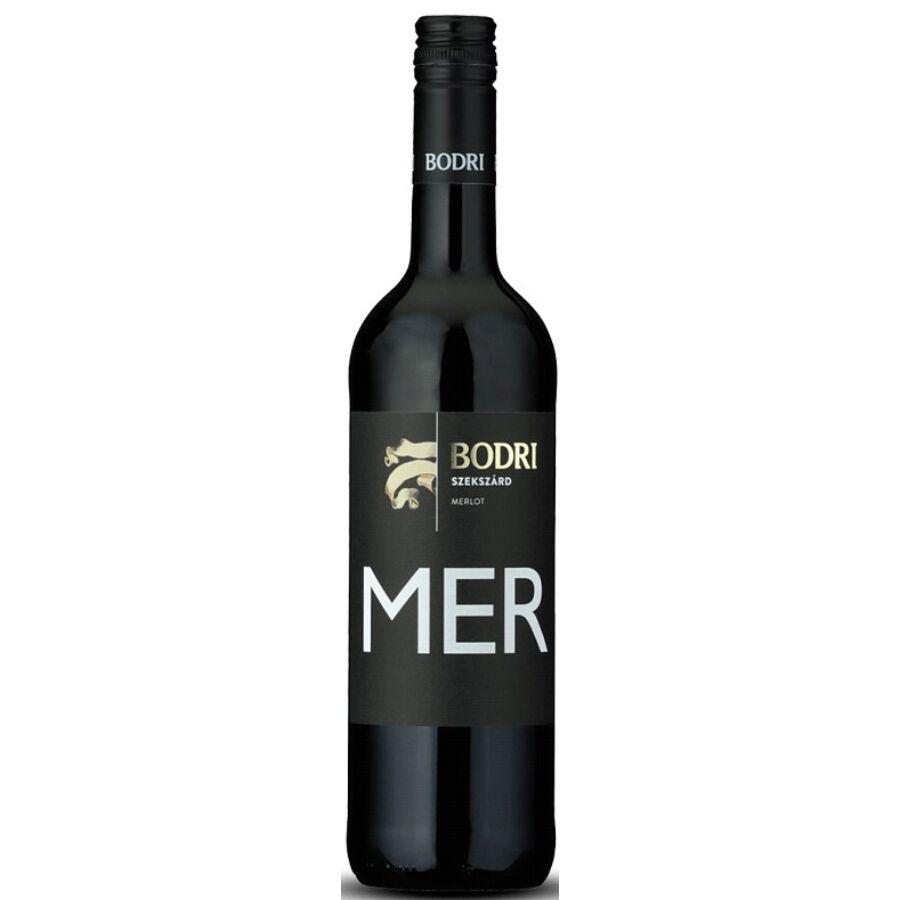 Bodri Merlot 2018 (0,75l)