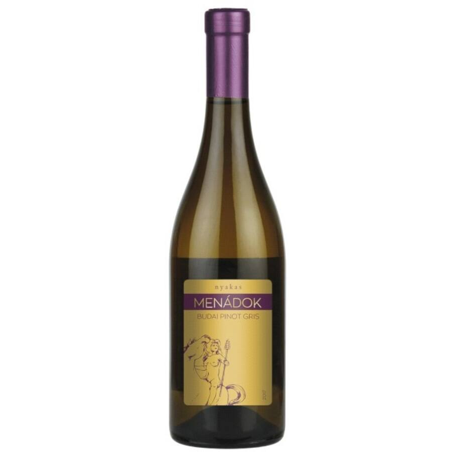Nyakas Menádok Pinot Gris 2017 (0,75l)